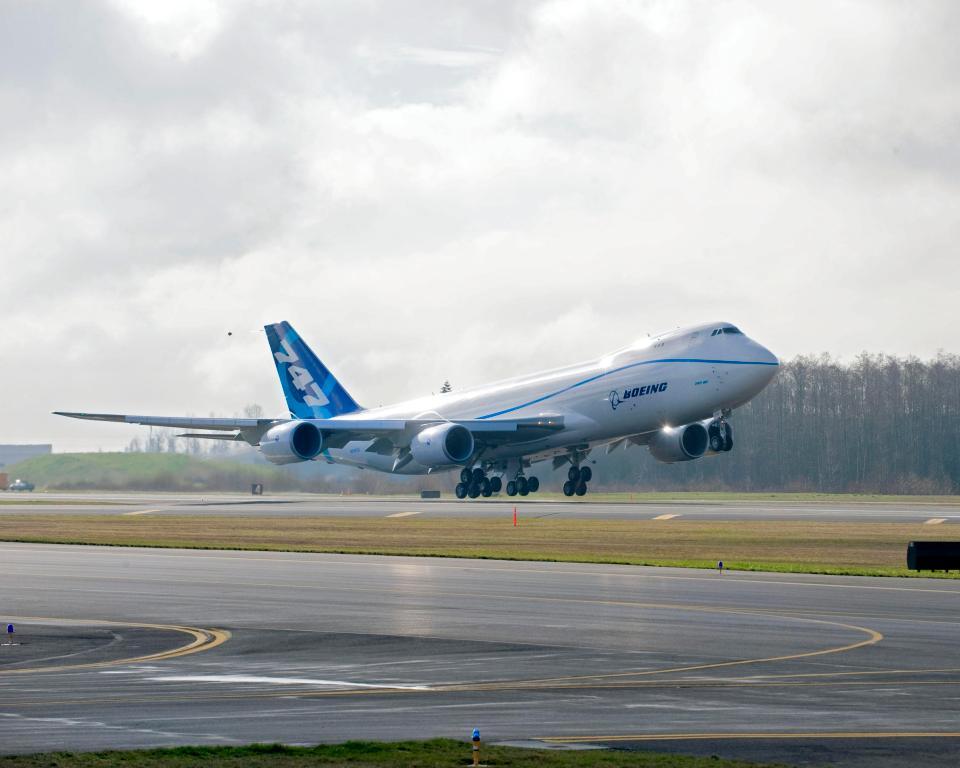 波音747迎来50岁生日 曾经的天空女王即将谢幕