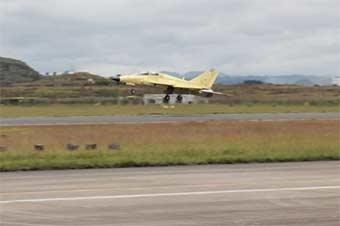 震撼!动图展示FTC2000G飞机首飞瞬间