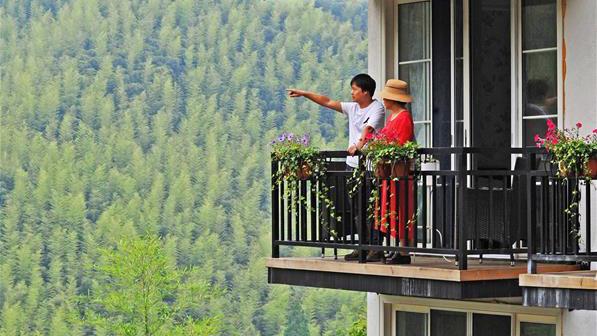 今年国庆,出游品质民宿需求增长
