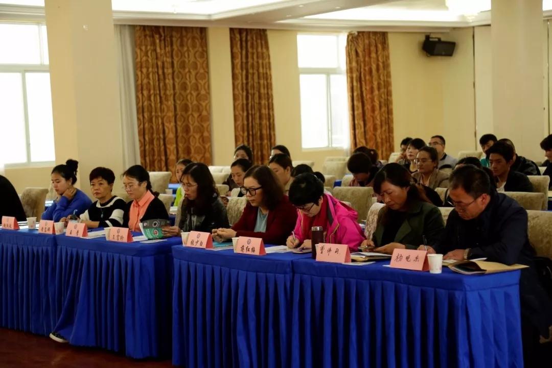 西藏重生儿乙肝疫苗接种第三期培训班在林芝举行