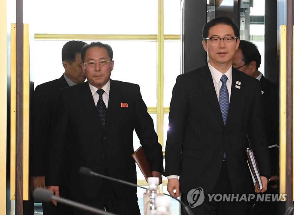 朝韩联络办公室主任开会 共商平壤宣言落实方案