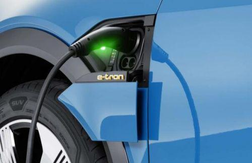 奥迪称2020年旗下电动车将能够12分钟充80%电量