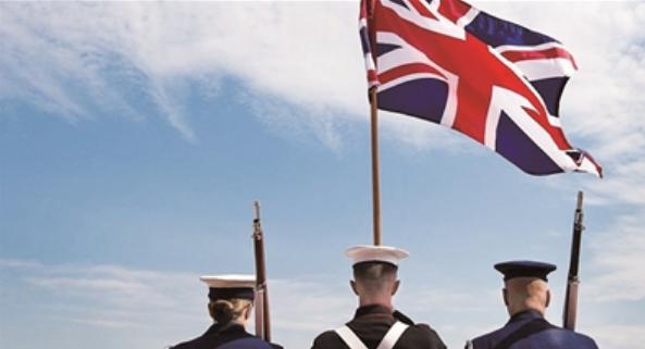 已沦为北约笑柄的英国海军,有啥底气闯南海?