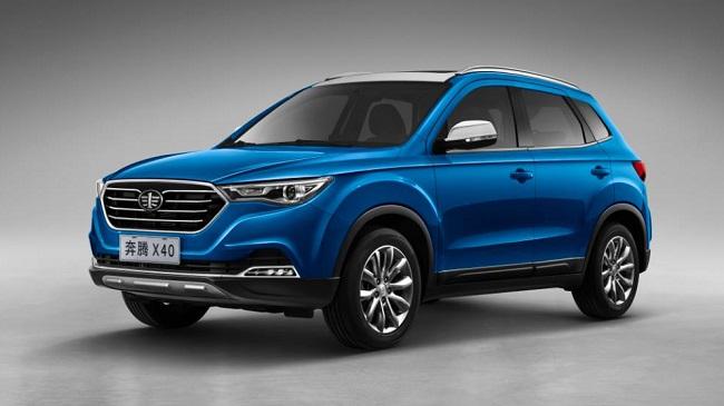 中国第一汽车集团公司召回部分奔腾X40汽车