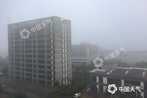 北京大雾阻交通午后有阵雨 周末晴冷最低温11℃