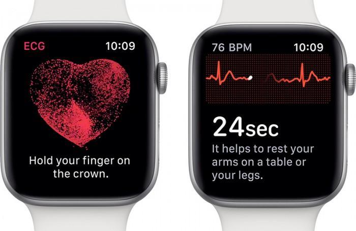英国批准Apple Watch S4的ECG 心电图功能尚需数年