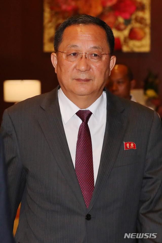 朝鲜外相联合国演讲 批评某些势力谋求世界霸权