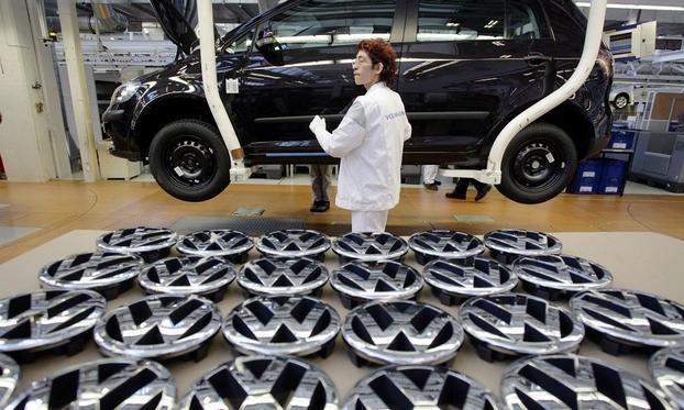 大众拟提高效率简化生产 节省26亿欧元