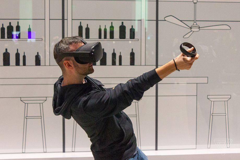 Oculus推新VR一体机 外媒集体盛赞未来趋势