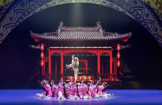 央视《舞蹈盛典——2018国庆舞蹈精品展演》