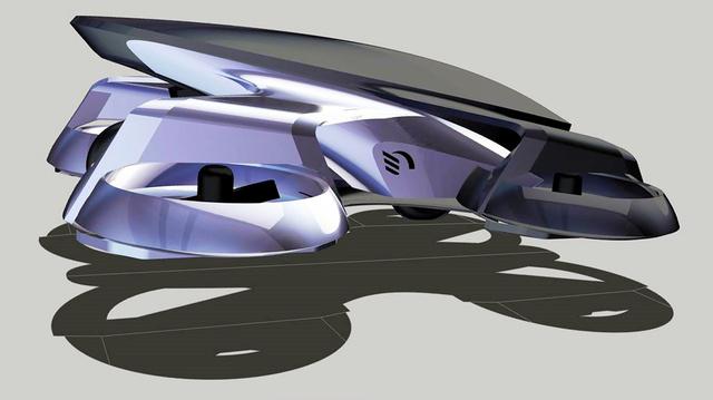 飞行汽车未来可能实现大众化应用
