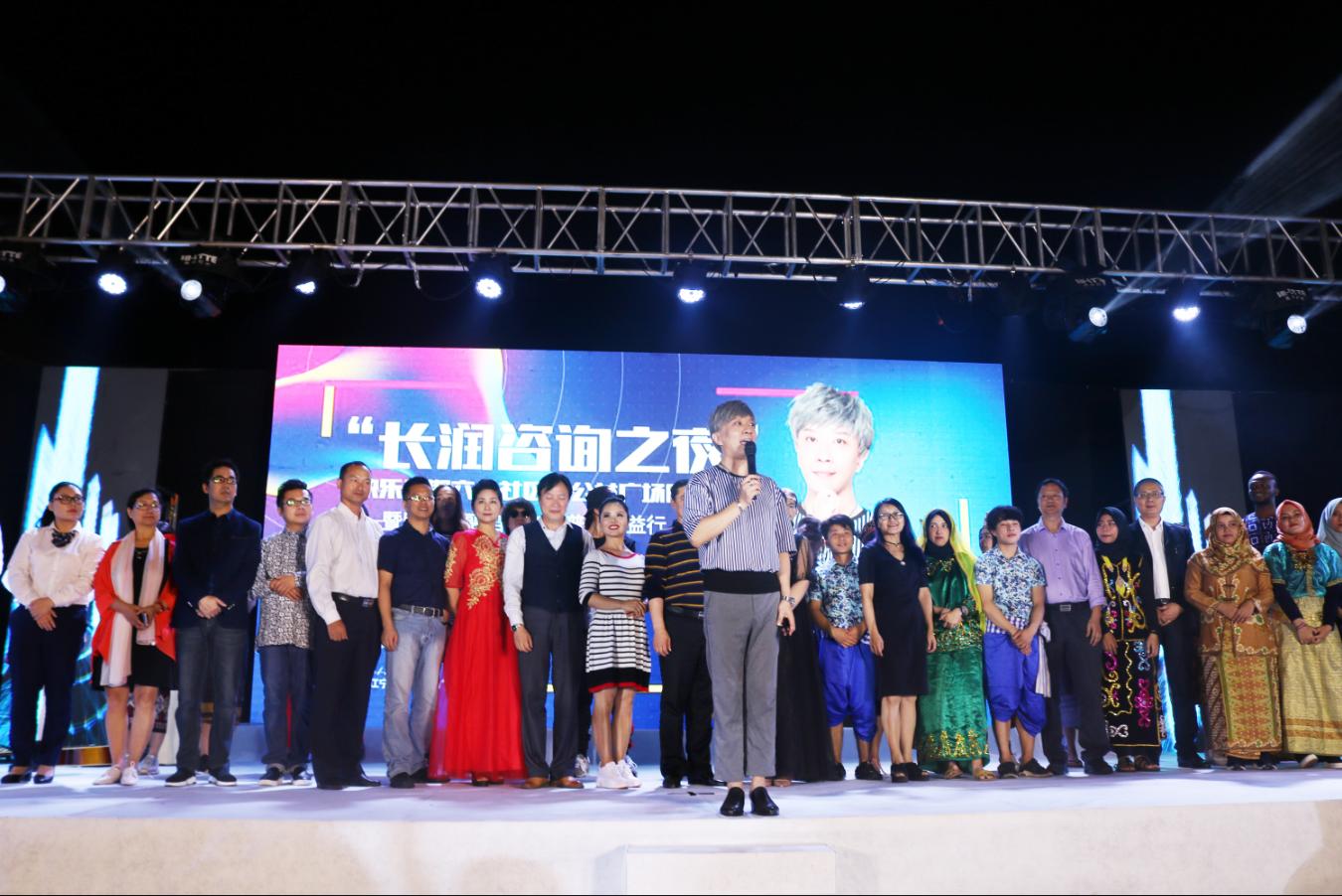 南京江宁大学城社区系列公益活动推进国际社区试点建设