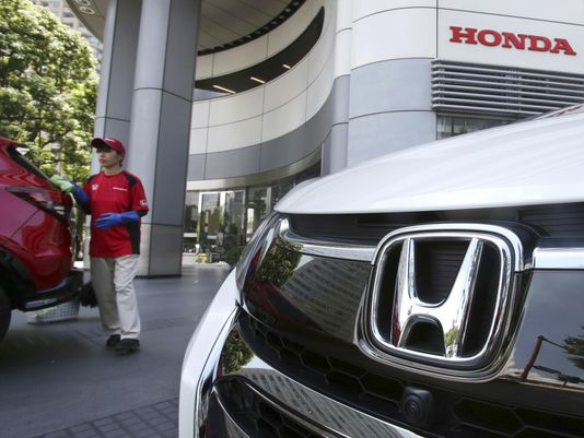 本田将在美召回140万辆高田气囊车辆 进展迅速
