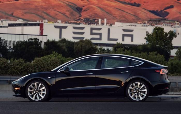 特斯拉Model 3看起来能在本季度达成量产目标