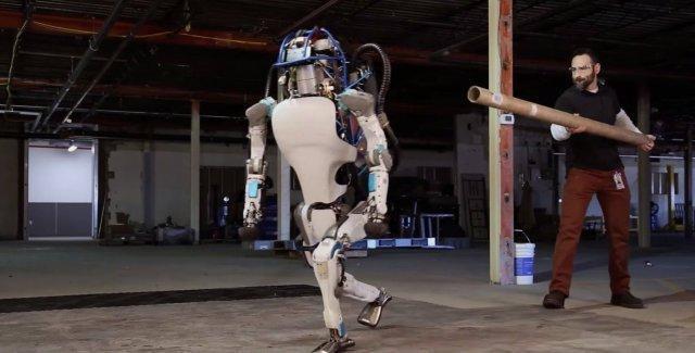 波士顿动力要把仿生机器人推向市场 合理吗?