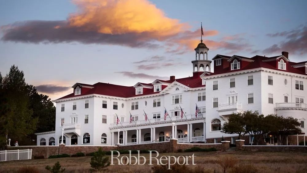 住进这10家酒店,说不定你也能成为文豪