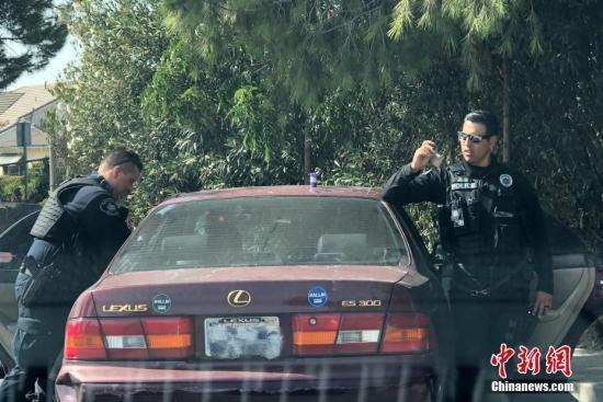 美移民海关执法局逮捕105名非法移民 包括中国人