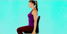 懒人福利,超简单瑜伽动作帮你燃脂
