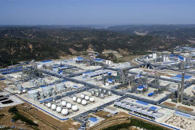 陕西延安:煤油气综合利用 助推产业优化升级