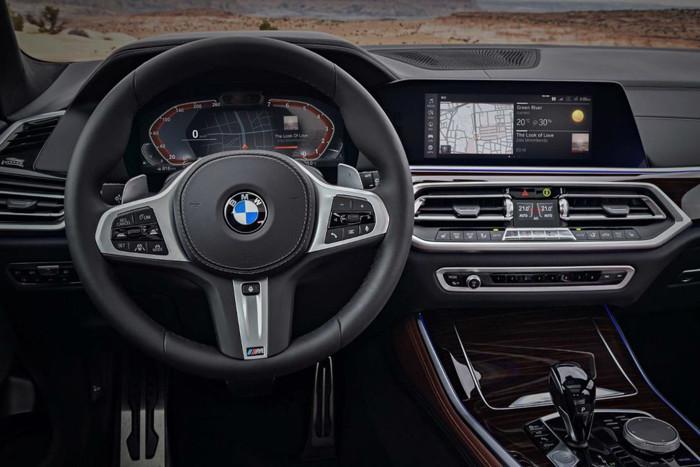 宝马将推系列新车 搭载Live驾驶舱及7.0操作系统