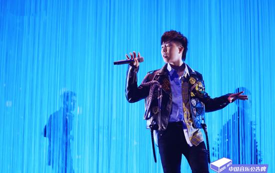 《中国音乐公告牌》胡彦斌大厂男孩舞台燃爆现场