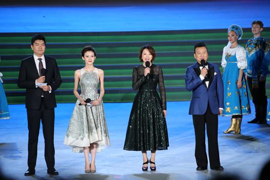 央视三套推出《中俄艺术家大联欢》唱响友谊华章