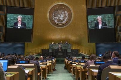 """联合国挺台""""友邦""""数量或创十年新低,台当局前""""外长"""":别再推卸责任给大陆"""