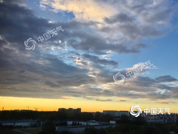 今明北京天晴风大 假期以晴为主5日夜间北风带来秋雨