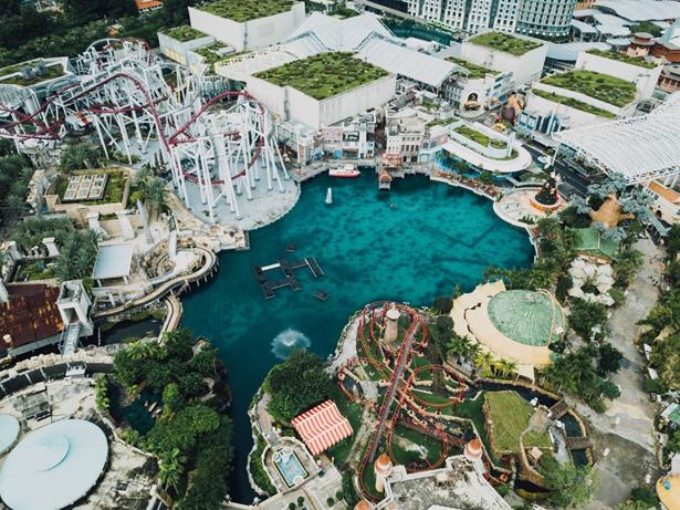 中国一线主题乐园游客满意度报告(2017-2018年)首次发布