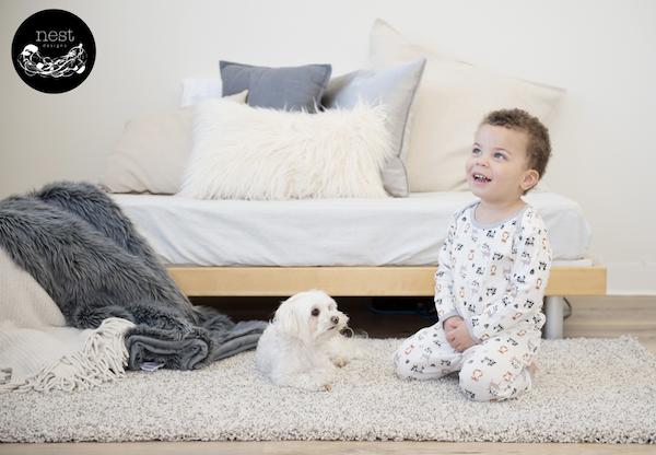 母婴健康跨界三重奏,Nest Designs连推三份绿色时尚豪礼