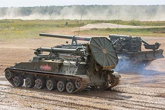 俄罗斯陆军论坛装备动态展示装备种类超多
