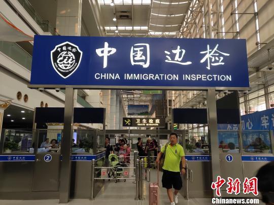 沪港列车直通15周年:港澳旅客通关不超15秒 载客破170万