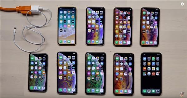 实测苹果万元新iPhone尴尬bug:充电就死机