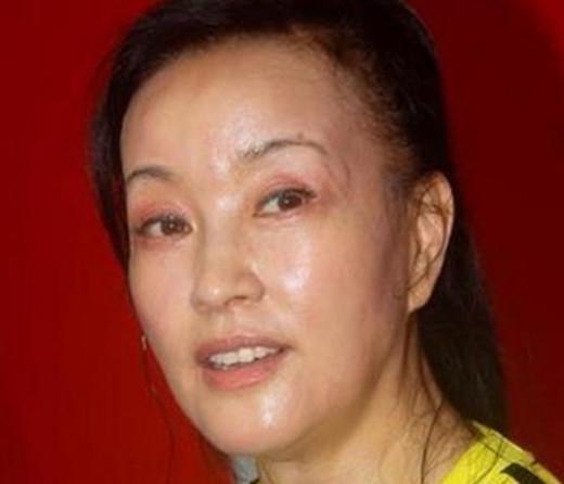 奚美娟老了,刘晓庆老了,王丽云老了,唯独她美丽依旧