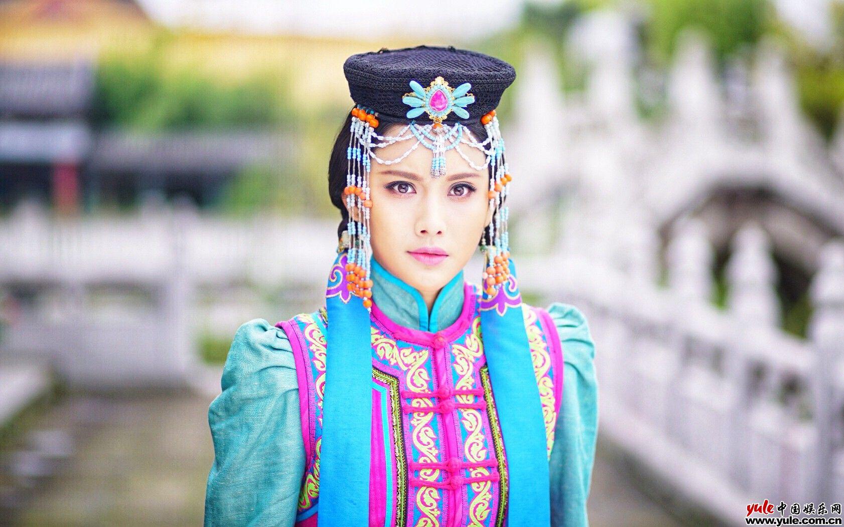 """樊昱君《苏茉儿传奇》今播 """"科尔沁第一美女""""诺敏来袭"""