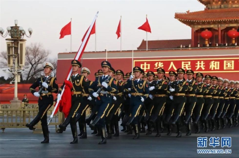 祝福你,我爱的中国!