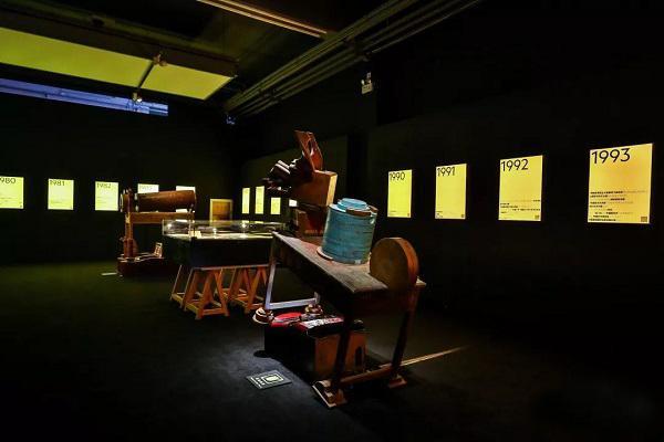 北京798艺术节启动,包括吉莲·艾尔斯个展等15个平行展
