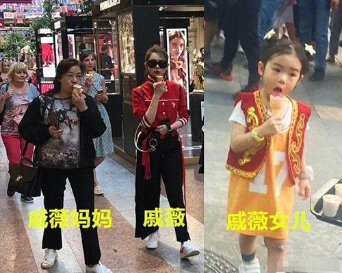 明星基因有多强大?刘亦菲颜值不敌小姨,而他的帅气全遗传自妈妈