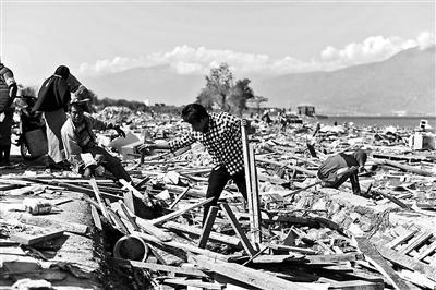 印尼地震海啸缘何伤亡惨重?新海啸预警系统未启用