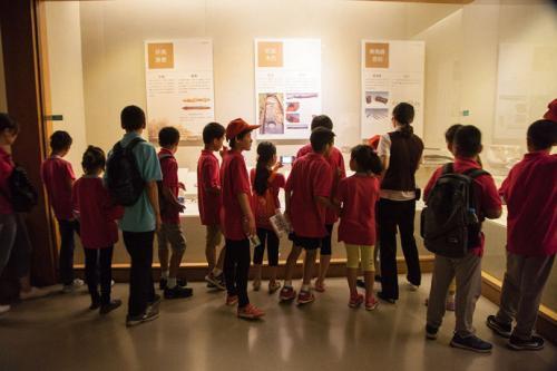 彰显博物馆节假日效应