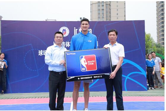 """2018NBA中国赛倒计时 百视通为您""""烹制""""篮球盛宴"""