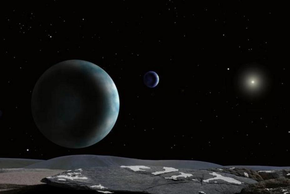 """科学家新观点:月球和被""""开除""""冥王星都应是行星"""