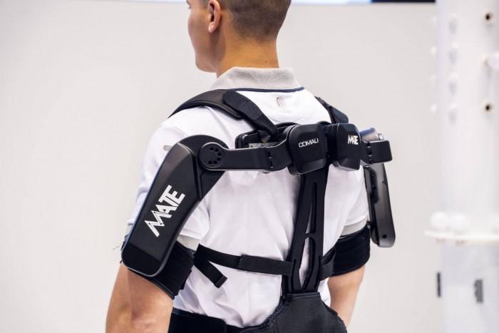 MATE外骨骼:能更好地保护劳动者的肩膀
