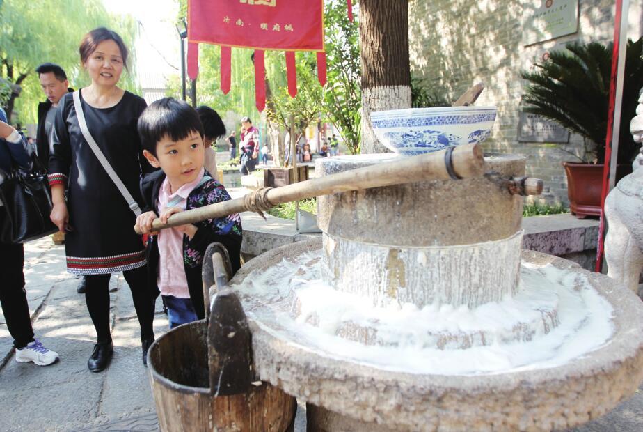 文明旅游在泉城蔚然成风