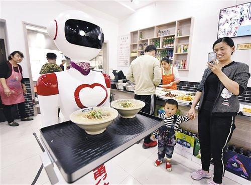 国庆假期餐饮市场火爆 消费选择多样
