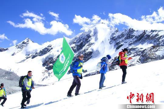 西藏登山大会多项活动启动