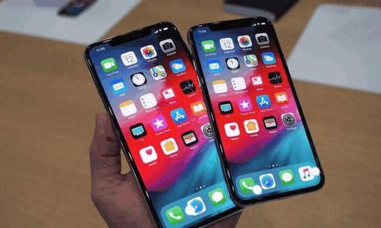 国行iPhoneXS Max跌破官网 新款