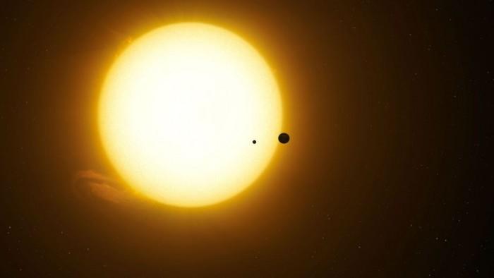 科学家首次发现系外卫星存在证据:体积似海王星