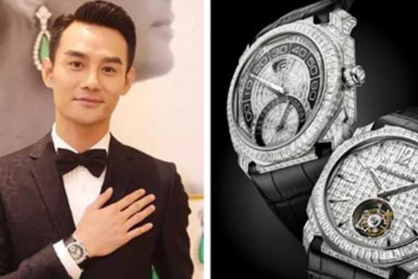 胡歌的手表,王凯的手表,霍建华的手表,这差距让人一目了然!
