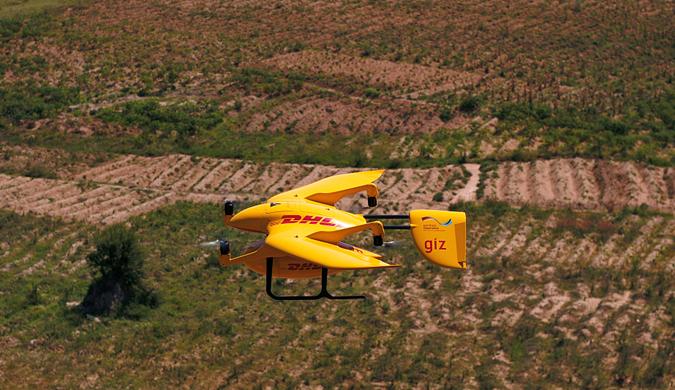 坦桑尼亚:DHL进行无人机公共卫生保障运输实验